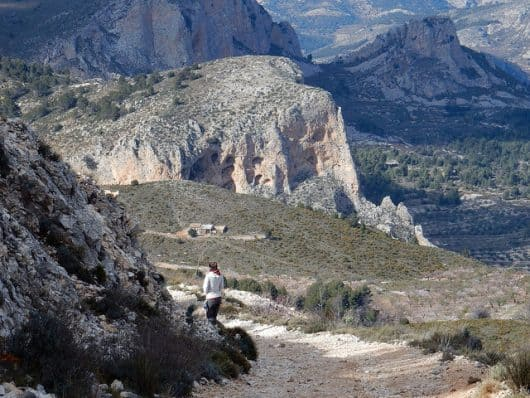 Hiking in Costa Blanca